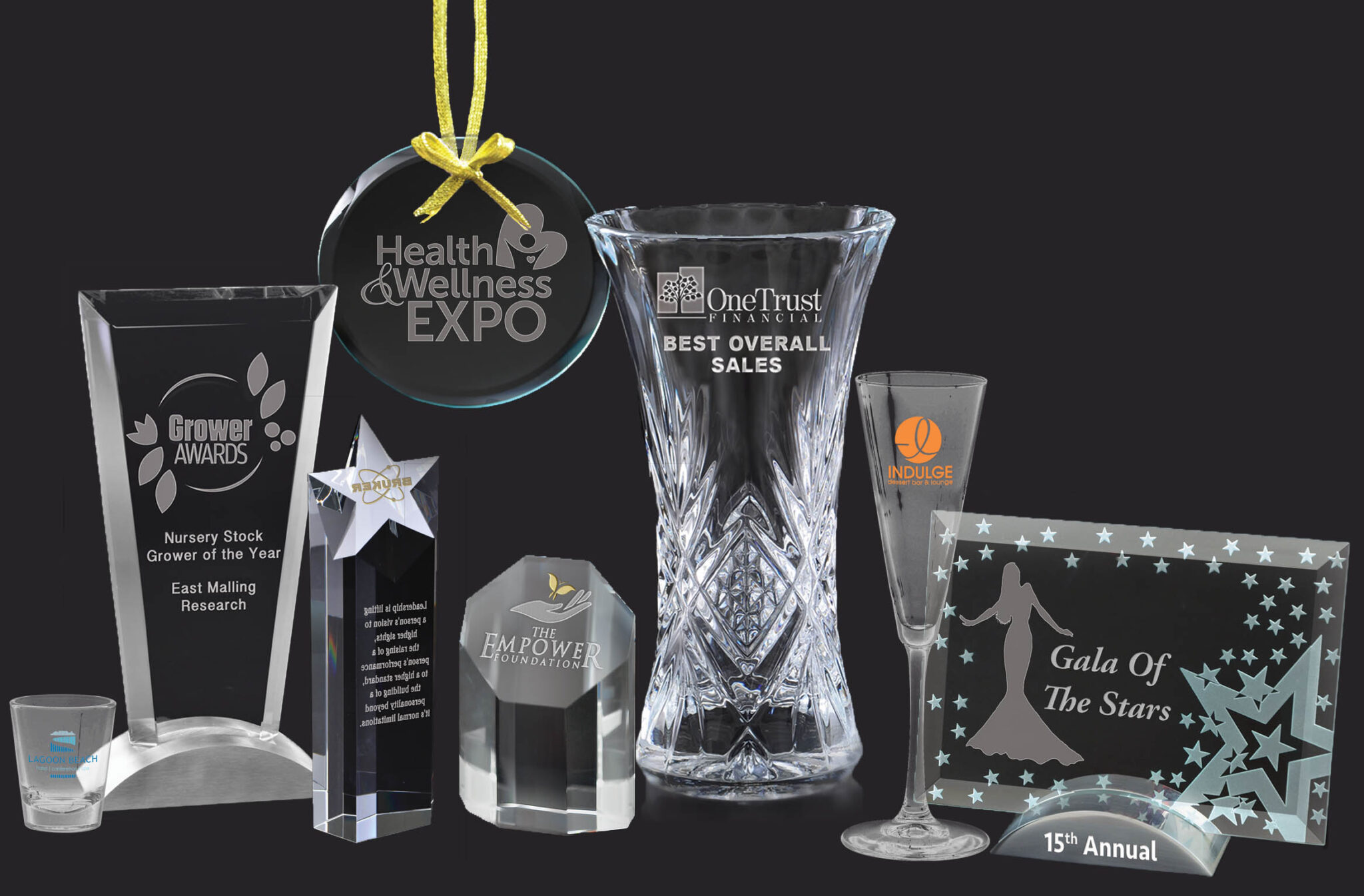 Boost Your Business with Personalized Awards