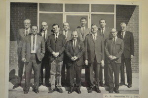 W. S. Emerson Salesman & Headquarters Group May 14, 1966.