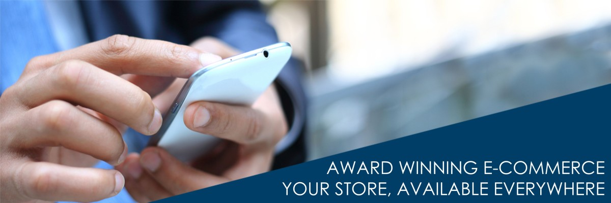 Award Winning E Commerce Services